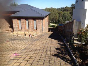 concrete driveway prep melbourne