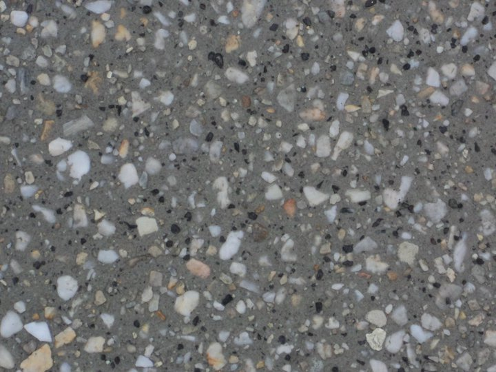 The Varieties of Exposed Aggregate Concrete Mixes